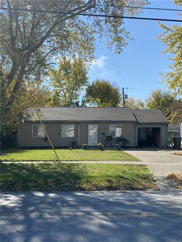 Photo of 4111 West 34TH Street, Indianapolis, IN 46222 (MLS # 21746186)
