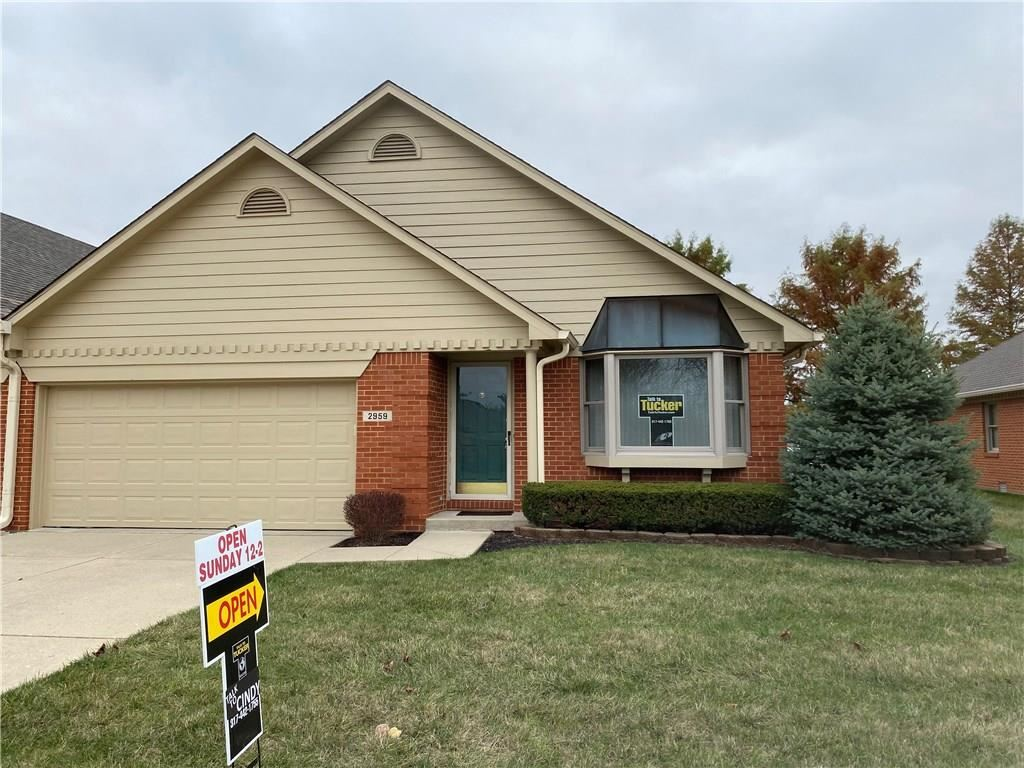 2959 Colony Lake East Drive, Plainfield, IN 46168 - #: 21747186
