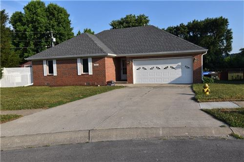 Photo of 1642 Charlotte Circle, Martinsville, IN 46151 (MLS # 21723187)