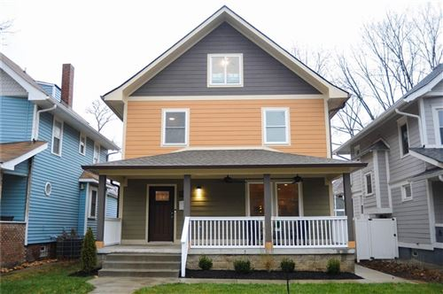 Photo of 3141 Ruckle Street, Indianapolis, IN 46205 (MLS # 21751188)