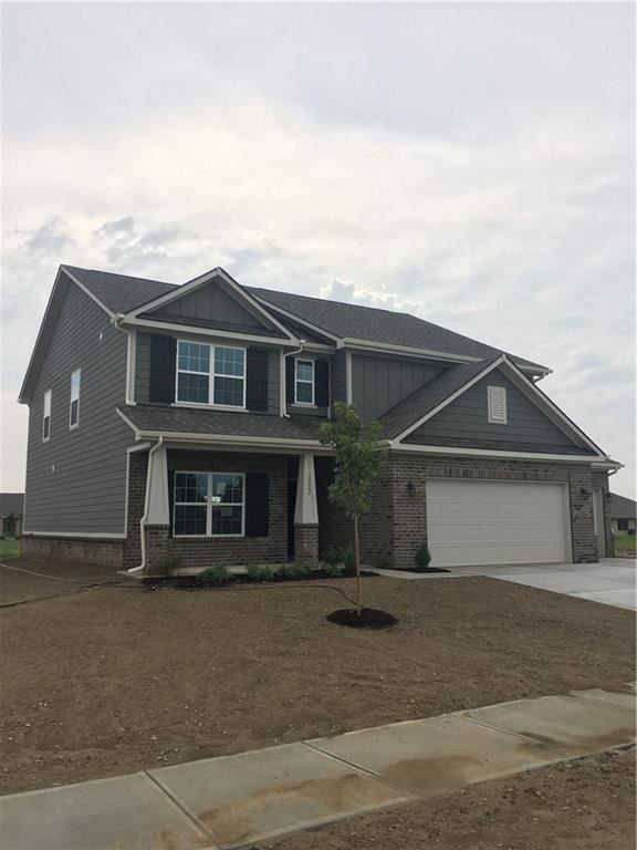 Photo of 3852 Castle Hill Drive, Brownsburg, IN 46112 (MLS # 21716189)