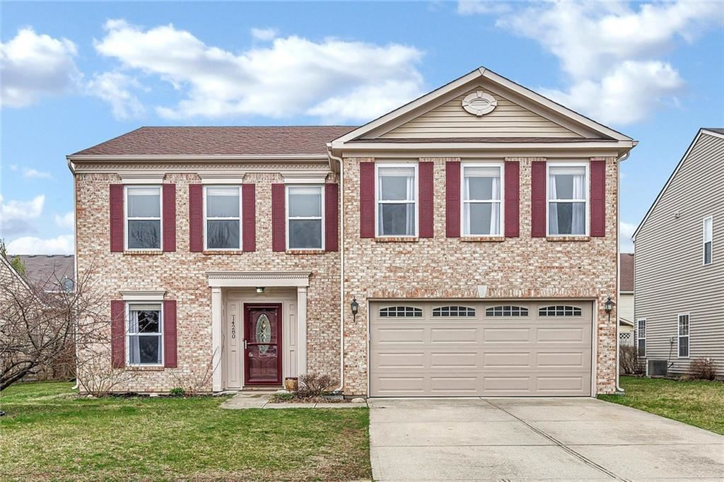 Photo of 14280 Country Breeze Lane, Fishers, IN 46038 (MLS # 21701190)