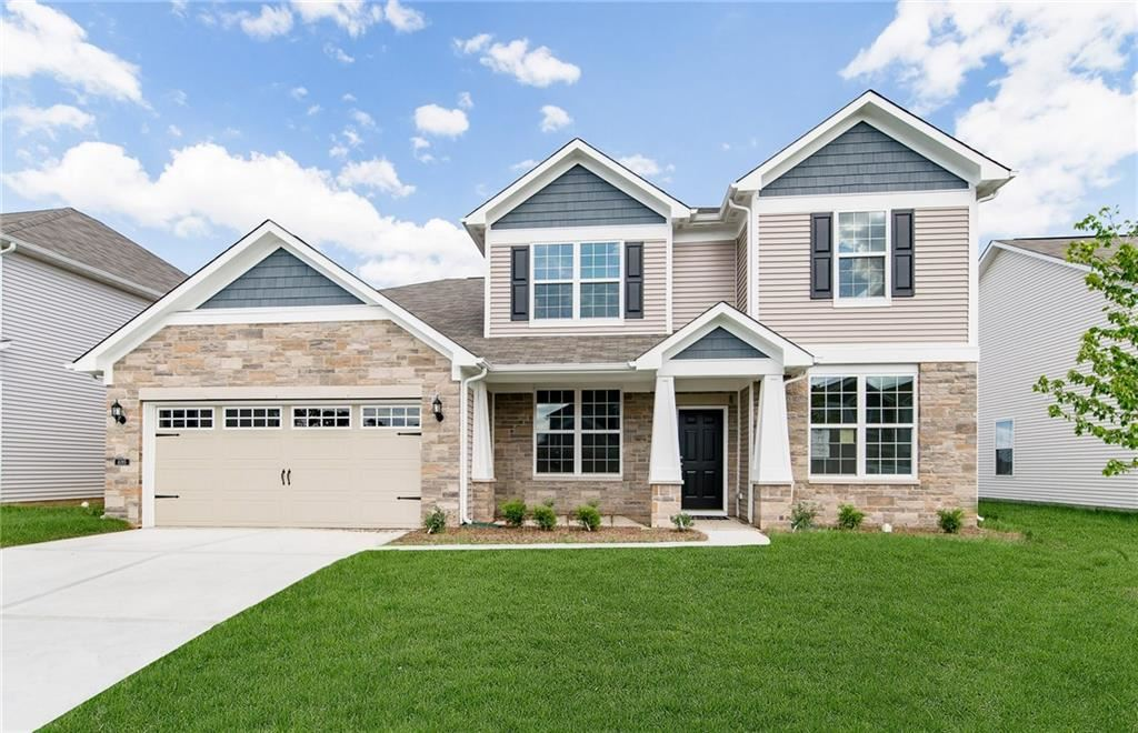 4085 Cherry Blossom Drive, Indianapolis, IN 46168 - #: 21708190