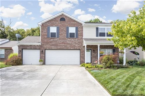 Photo of 7827 Harshaw Drive, Indianapolis, IN 46239 (MLS # 21730192)