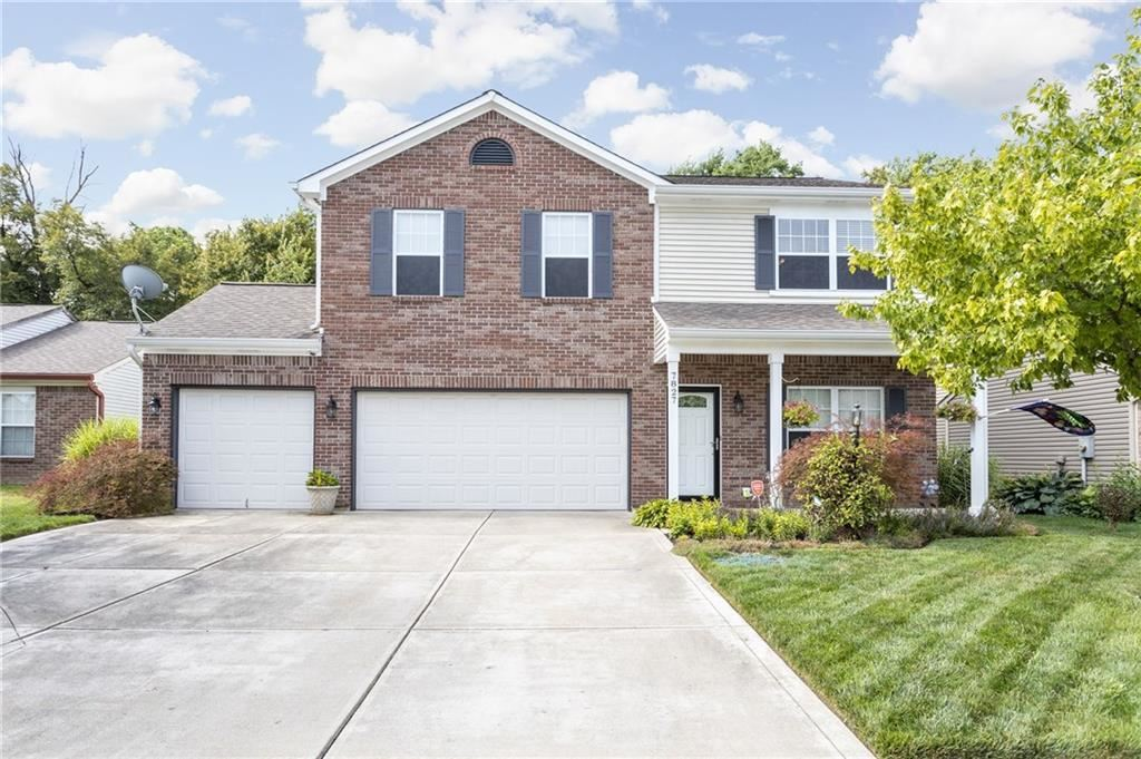 7827 Harshaw Drive, Indianapolis, IN 46239 - #: 21730192