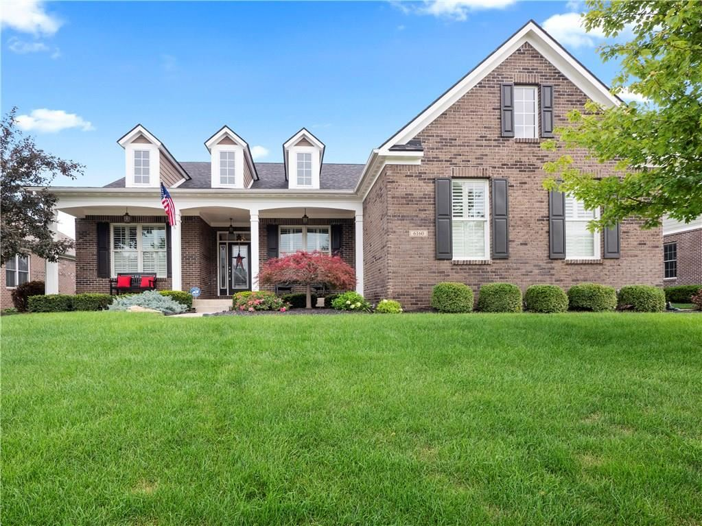 6160 ROXBURGH Place, Noblesville, IN 46062 - #: 21731192