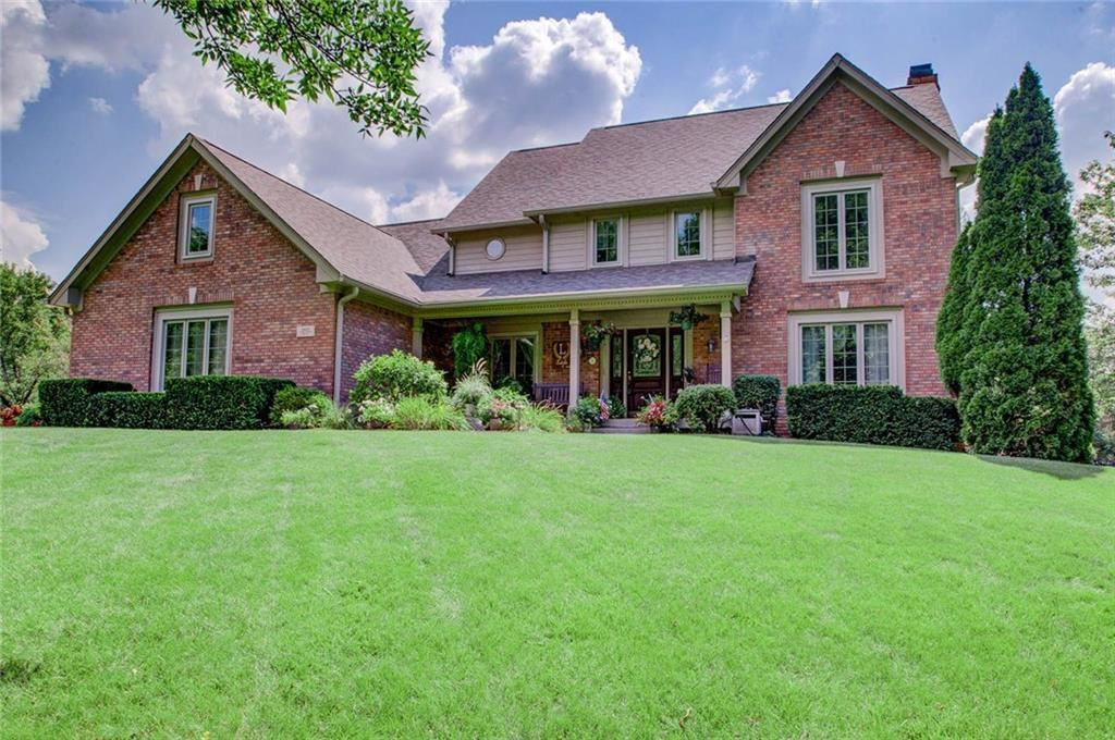 3657 EAGLE NEST Drive, Greenwood, IN 46143 - #: 21732192