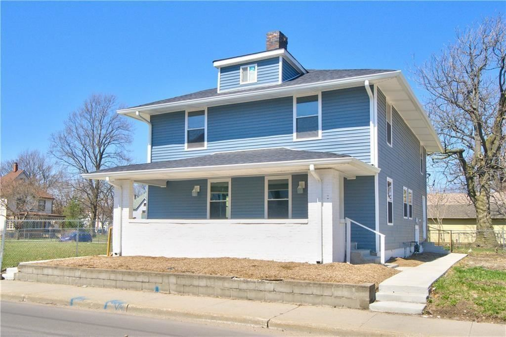 Photo of 810 East 25th Street, Indianapolis, IN 46205 (MLS # 21777192)