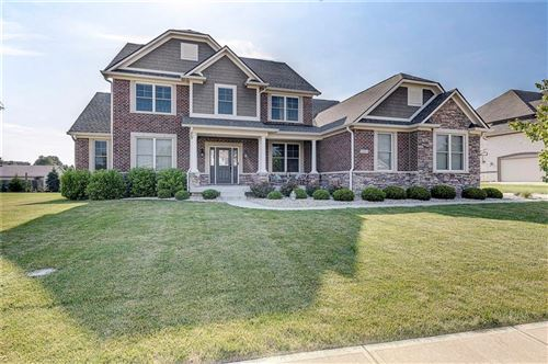 Photo of 11653 Gladstone Court, Fishers, IN 46037 (MLS # 21723193)
