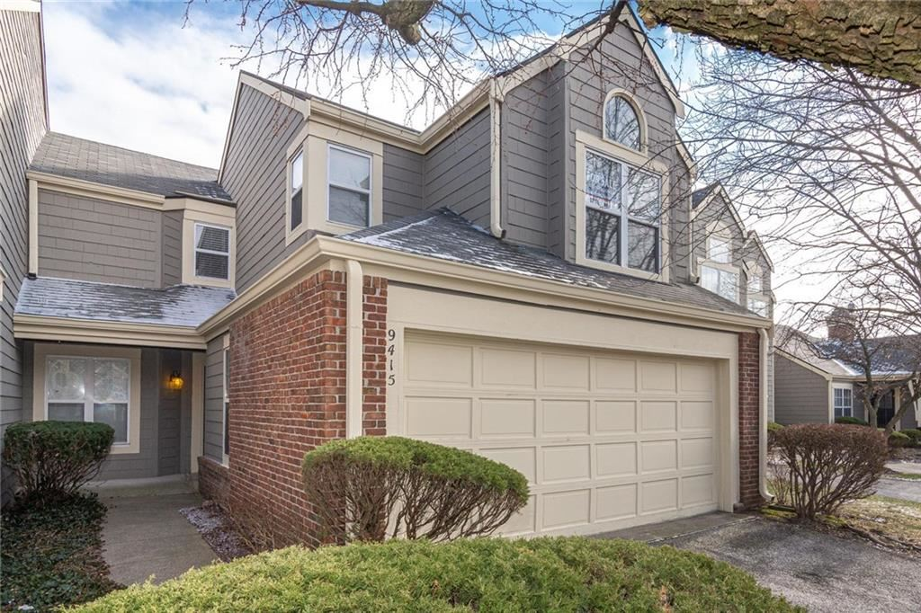9415 Wimbledon Court, Indianapolis, IN 46250 - #: 21690193
