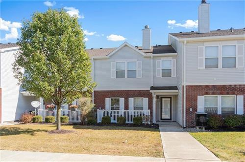 Photo of 12205 Bubbling Brook Drive #400, Fishers, IN 46038 (MLS # 21745194)