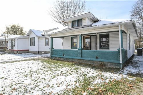 Photo of 612 Laclede Street, Indianapolis, IN 46241 (MLS # 21681195)