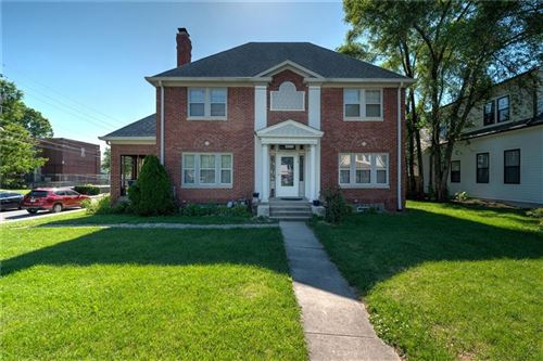 Photo of 1102 North Temple Avenue, Indianapolis, IN 46201 (MLS # 21716195)