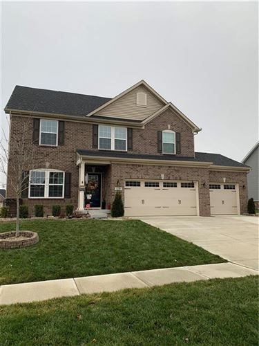 Photo of 1289 Cloverdale Trace, Greenwood, IN 46143 (MLS # 21759195)