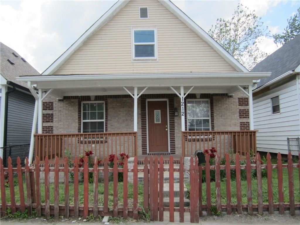 1212 South KEYSTONE Avenue, Indianapolis, IN 46203 - #: 21718195