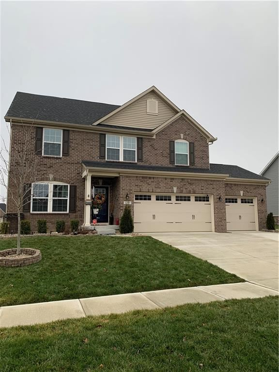 1289 Cloverdale Trace, Greenwood, IN 46143 - #: 21759195
