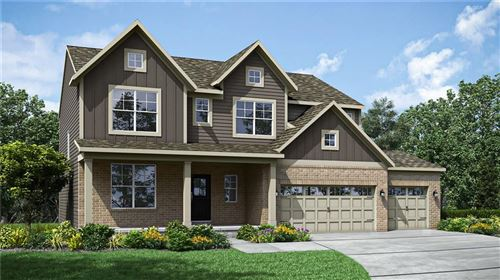 Photo of 19520 Quilling Lane, Noblesville, IN 46062 (MLS # 21812196)