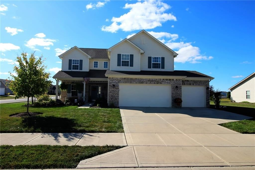 2289 Spring Dipper Drive, Greenfield, IN 46140 - #: 21673196