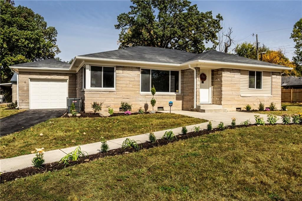 3802 East 39TH Street, Indianapolis, IN 46226 - #: 21746196
