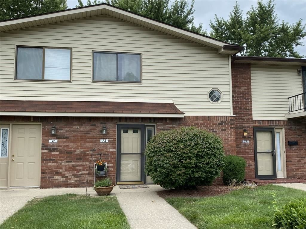 73 Trails End, Greenwood, IN 46142 - MLS#: 21798196