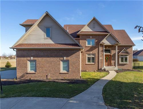 Photo of 7611 PERRIER Drive, Indianapolis, IN 46278 (MLS # 21693197)