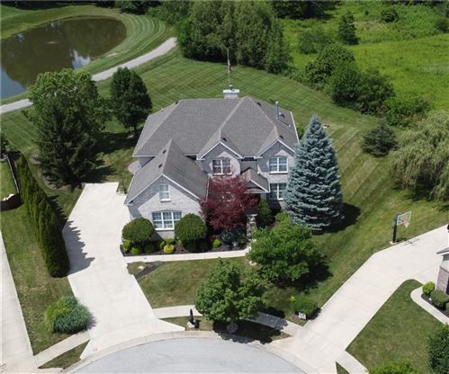 Photo of 17159 Foote Trail Circle, Noblesville, IN 46060 (MLS # 21729197)