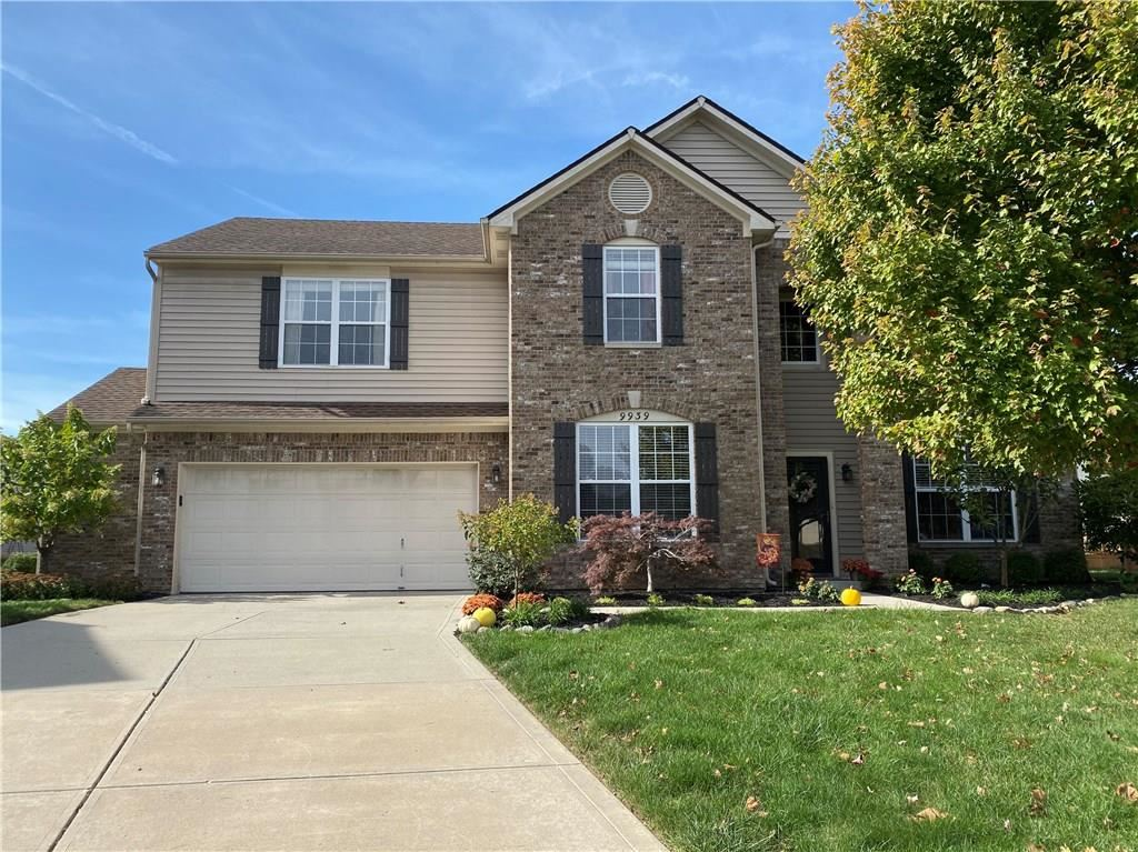 9939 Hidden Falls Circle, Fishers, IN 46037 - #: 21675197