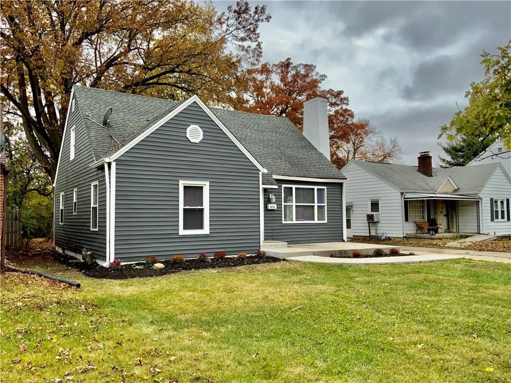 3636 North Chester Avenue, Indianapolis, IN 46218 - #: 21749197