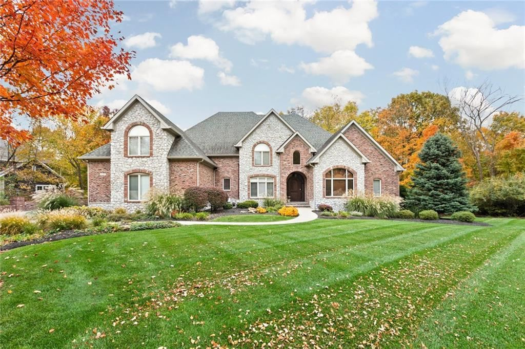 6145 Stonegate Run, Zionsville, IN 46077 - #: 21693198