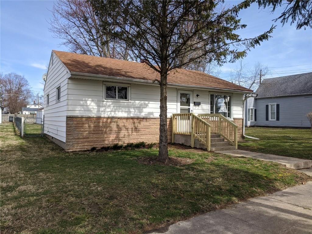 824 West 10th Street, Rushville, IN 46173 - #: 21700198