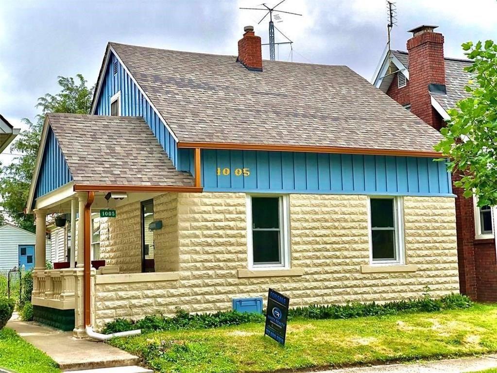 1005 East Berwyn Street, Indianapolis, IN 46203 - #: 21711198