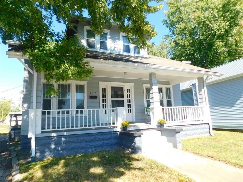 116 West Laurel Street, Seymour, IN 47274 - #: 21744198