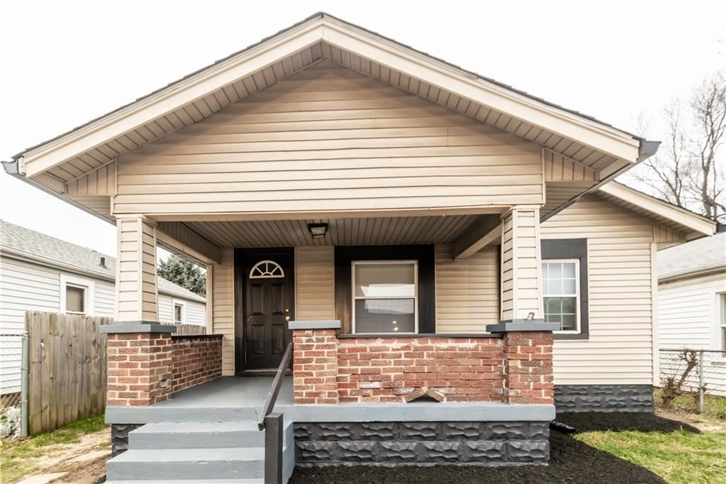 644 North Somerset Avenue, Indianapolis, IN 46222 - #: 21760198