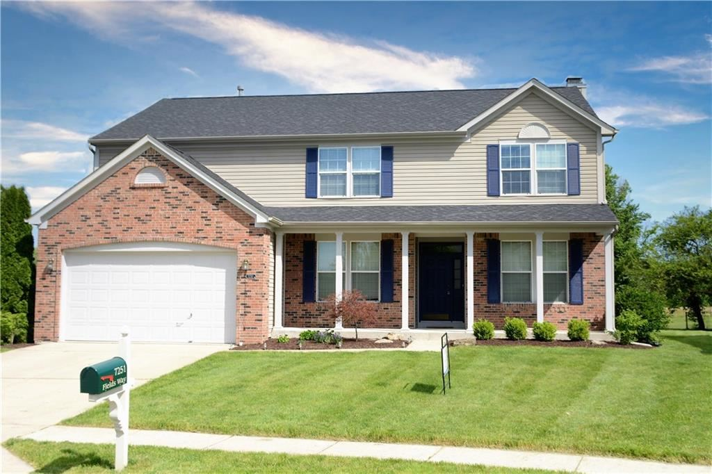 7251 FIELDS WAY, Indianapolis, IN 46239 - #: 21715199