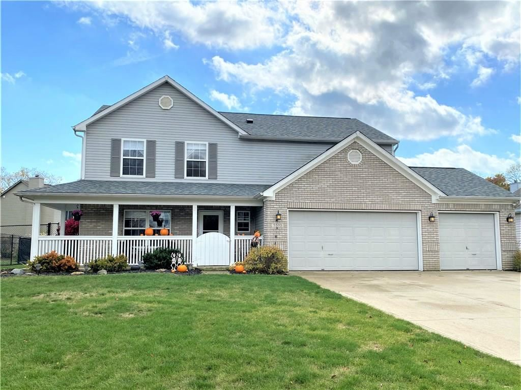 5593 Pinecrest Circle, Noblesville, IN 46062 - #: 21747200
