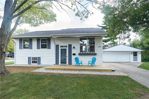 Photo of 3331 Patton Drive, Indianapolis, IN 46224 (MLS # 21814201)