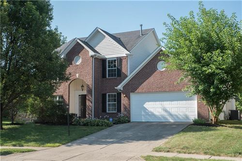 Photo of 8559 Barstow Dr, Fishers, IN 46038 (MLS # 21728202)