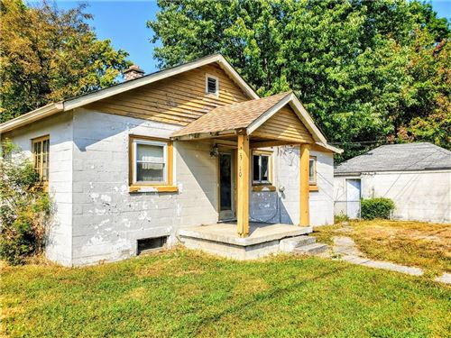 Photo of 3510 West 20th Street, Indianapolis, IN 46222 (MLS # 21742202)