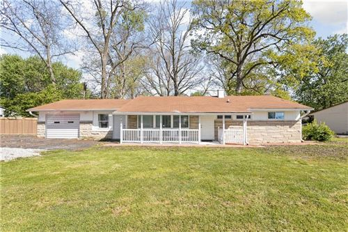 Photo of 7302 East 33rd Street, Indianapolis, IN 46226 (MLS # 21784202)