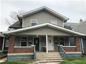Photo of 5026 East NEW YORK, Indianapolis, IN 46201 (MLS # 21635204)