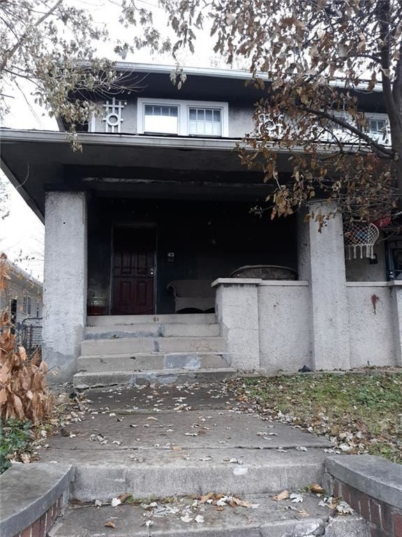 41 North Ewing Street #A, Indianapolis, IN 46201 - #: 21681204