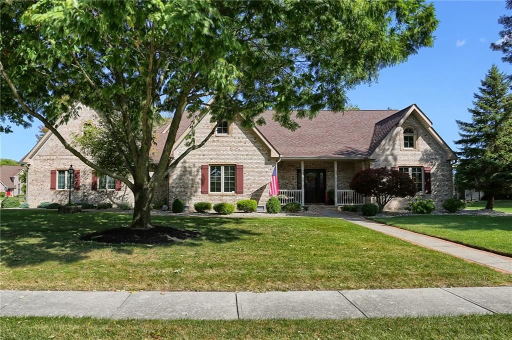 1104 Grayson Drive, Greenfield, IN 46140 - #: 21739204