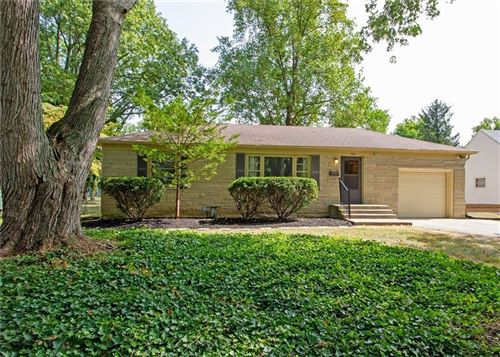 Photo of 6321 Maple Drive, Indianapolis, IN 46220 (MLS # 21740205)