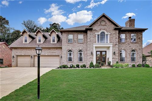 Photo of 5760 HICKORY WOODS Drive, Plainfield, IN 46168 (MLS # 21810205)