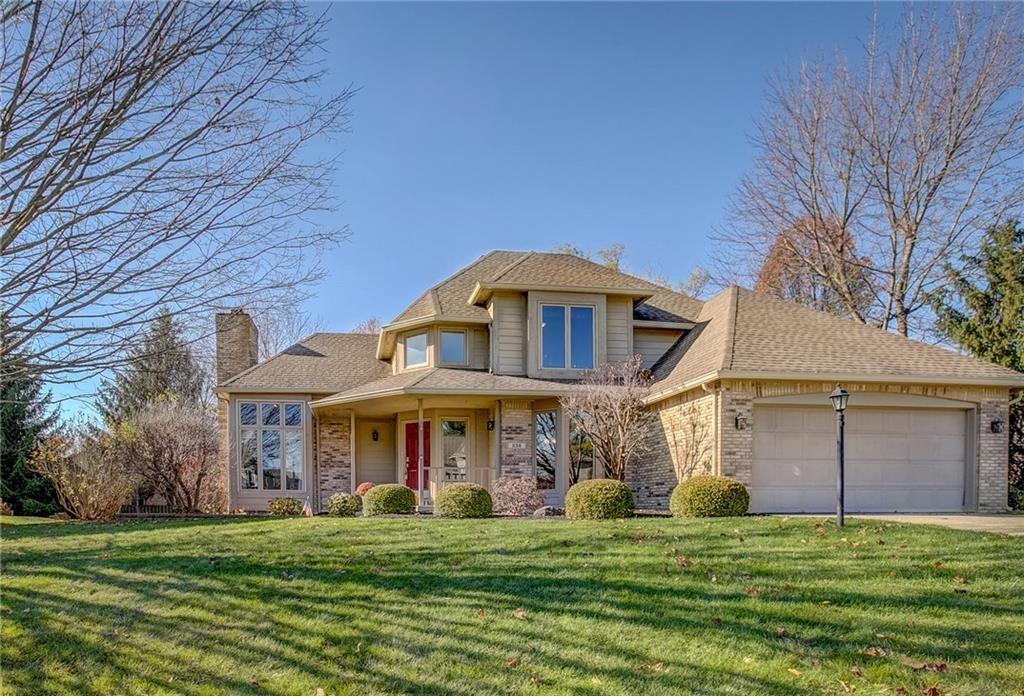 936 Copperwood Drive, Carmel, IN 46033 - #: 21751205