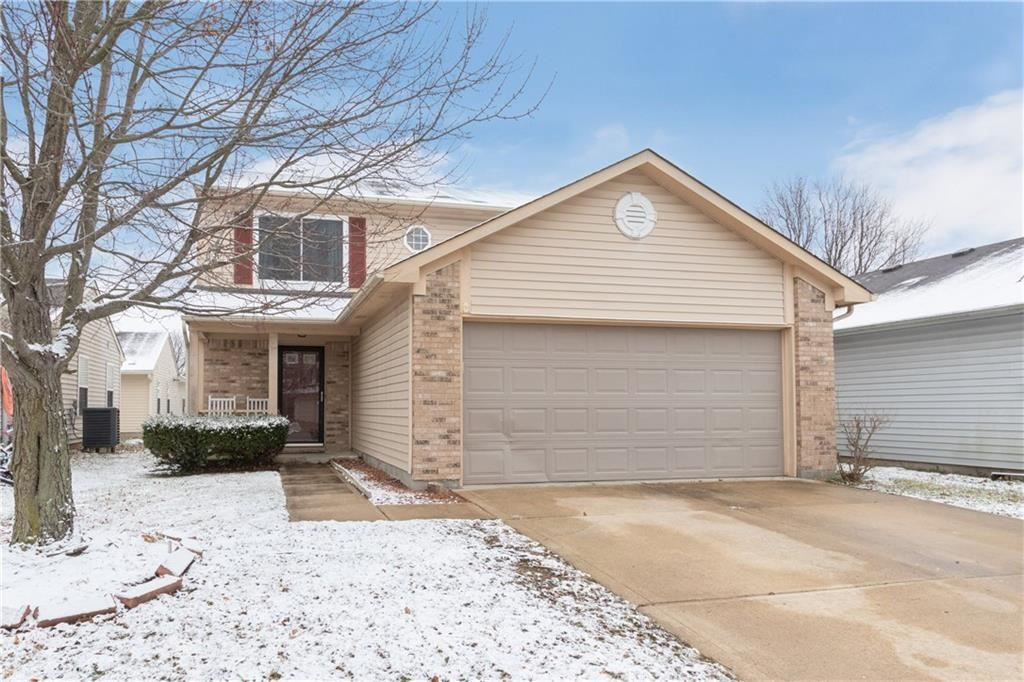 1237 COUNTRY CREEK Circle, Indianapolis, IN 46234 - #: 21694206