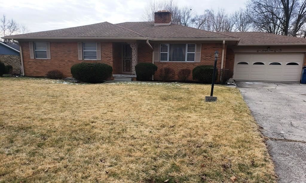 1805 West 65th Place, Indianapolis, IN 46260 - #: 21695207