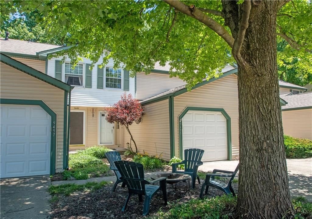 9495 Timber View Drive, Indianapolis, IN 46250 - #: 21718207