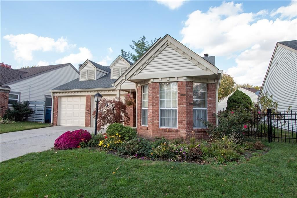 6808 Colony Pointe South Drive, Indianapolis, IN 46250 - #: 21748207