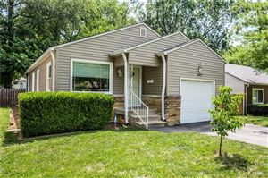 Photo of 5827 RALSTON, Indianapolis, IN 46220 (MLS # 21656208)
